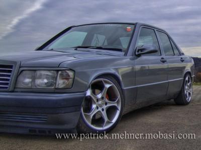 Mercedes E190