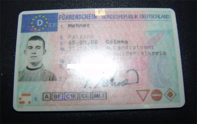 LKW Führerschein
