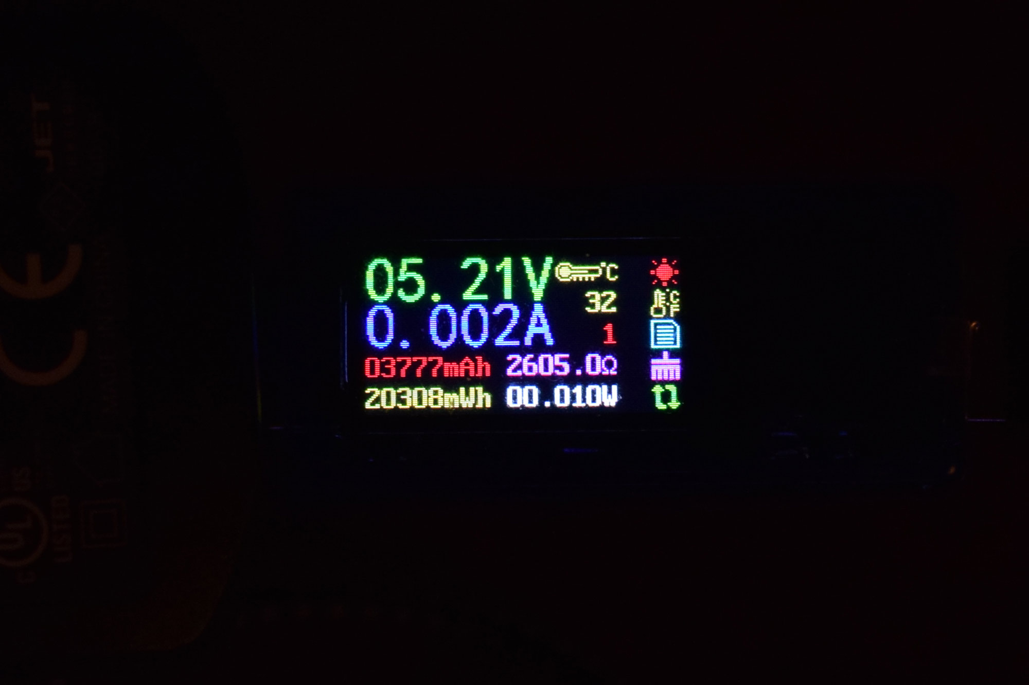 Gamepi43 Gesamt-Energie