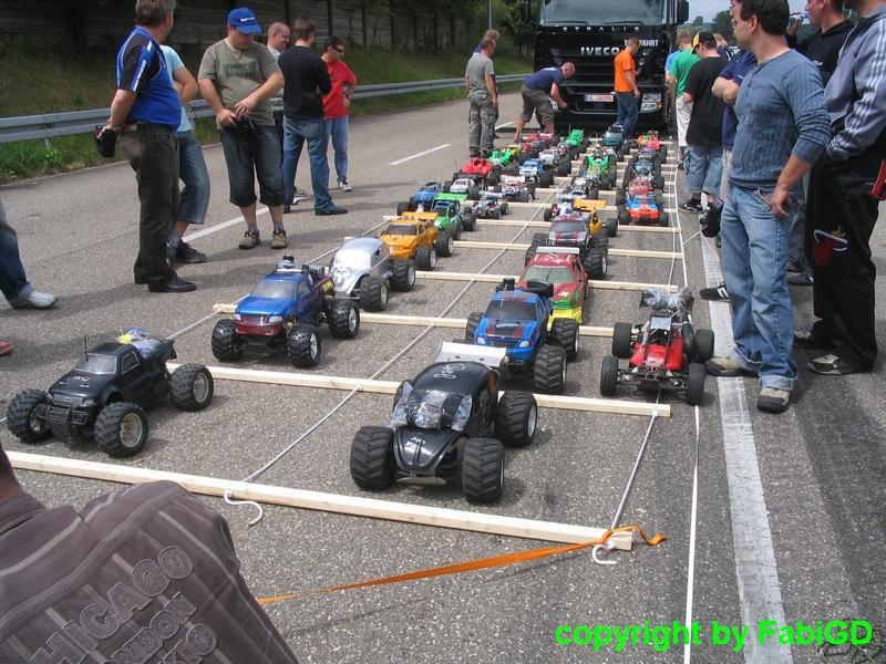 RC Cars Start