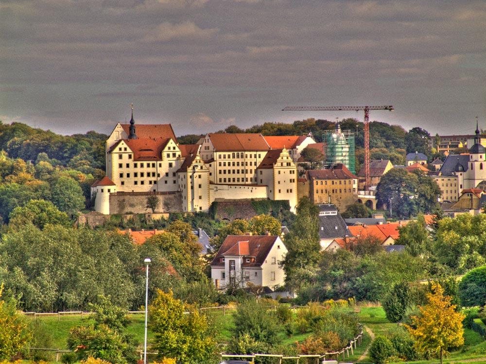 Colditzer Schloss HDR