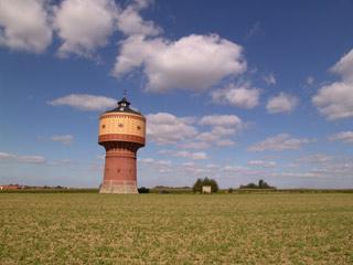 Mittweida Wasserturm